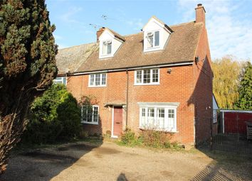 Thumbnail 4 bed semi-detached house for sale in Mill Bank, Headcorn, Ashford