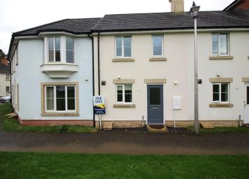 Thumbnail 2 bed terraced house for sale in Westaway Heights, Barnstaple, Devon