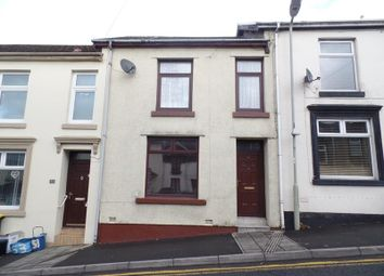 Thumbnail 3 bed terraced house for sale in Twynyrodyn Road, Merthyr Tydfil