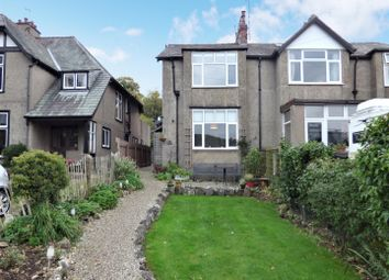 Thumbnail 3 bed terraced house for sale in The Row, Silverdale, Carnforth