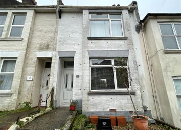 Thumbnail 2 bed terraced house for sale in Ladysmith Road, Brighton