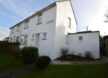 Thumbnail 3 bed semi-detached house for sale in Penwith Road, St. Ives