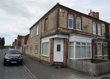 Thumbnail 3 bed end terrace house to rent in Asquith Street, Gainsborough