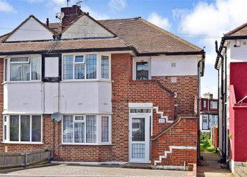 Thumbnail 2 bed maisonette for sale in Lynmouth Avenue, Morden, Surrey