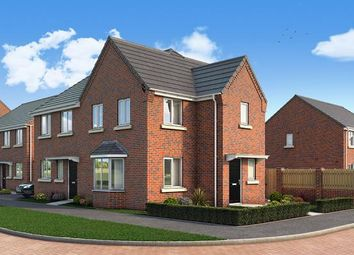 "Thumbnail 3 bed property for sale in ""The Windsor At Aurora, Castleford"" at Flass Lane, Castleford"