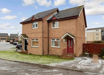 Thumbnail 2 bedroom semi-detached house for sale in Paton Court, Wishaw, North Lanarkshire, United Kingdom
