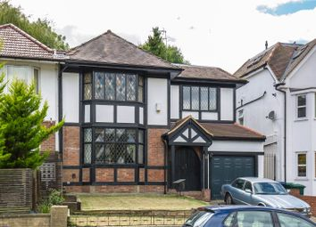 Thumbnail 3 bed semi-detached house for sale in Argyle Road, Woodside Park, London