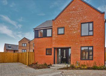 Thumbnail 3 bed detached house for sale in 4 Siskin Road, Cottam, Preston