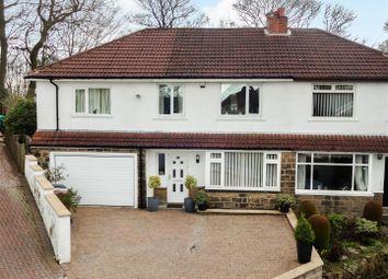 4 bed semi-detached house for sale in Larkfield Avenue, Rawdon, Leeds LS19