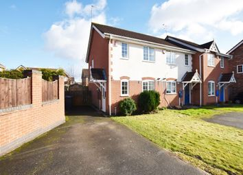 Thumbnail 2 bedroom town house to rent in Bridgeness Road, Littleover, Derby