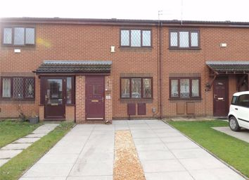 Thumbnail 2 bed terraced house for sale in Yeoman Close, Hazel Grove, Stockport