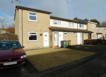 Thumbnail 2 bedroom end terrace house for sale in Lombardy Drive, Peterborough, Cambridgeshire.