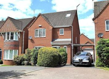 Thumbnail 4 bedroom detached house for sale in Birch Close, Grange Park, Northampton