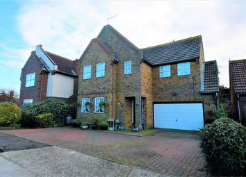Thumbnail 4 bed detached house for sale in Seaway, Canvey Island, Essex