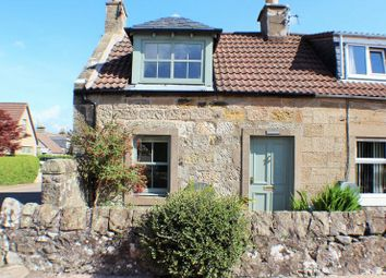 Thumbnail 3 bed cottage for sale in Dykeside, Freuchie, Cupar