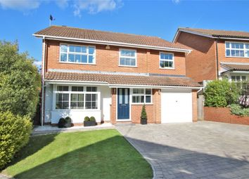 Thumbnail 5 bedroom detached house for sale in Rowan Close, Wokingham, Berkshire