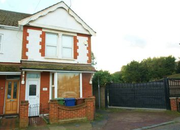 Thumbnail 2 bed terraced house to rent in Crescent Avenue, Grays