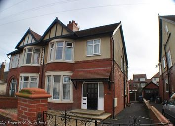 Thumbnail 1 bedroom flat to rent in Leyburn Ave, Blackpool