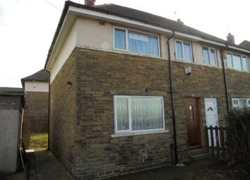 Thumbnail 3 bed semi-detached house to rent in Westbury Street, Bradford