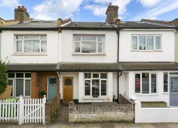 Thumbnail 2 bed terraced house for sale in Shacklegate Lane, Teddington