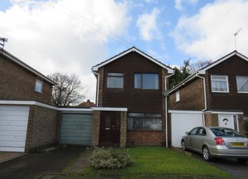 Thumbnail 3 bed link-detached house for sale in Broadmeadows Close, Willenhall
