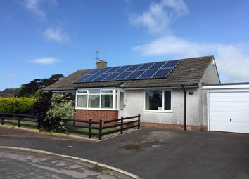 Thumbnail 3 bed bungalow for sale in Millfields, Beckermet