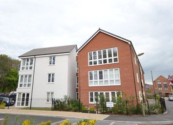 Thumbnail 2 bed flat for sale in Darley House, Rooksdown Avenue, Basingstoke