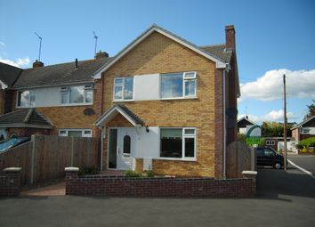 Thumbnail 3 bed end terrace house to rent in Mayfair Drive, Newbury