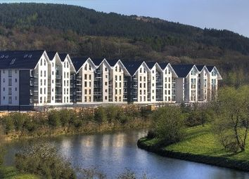 Thumbnail 2 bed flat to rent in Britannia Apartments, Pentrechwyth, Swansea