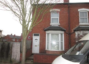 Thumbnail 2 bed end terrace house to rent in Kingswood Road, Moseley, Birmingham