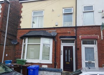 Thumbnail 2 bedroom flat to rent in Moss Bank, Crumpsall, Manchester