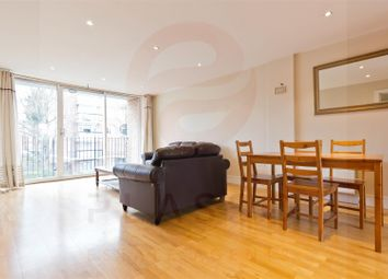 Thumbnail 3 bedroom flat to rent in Fairfax Place, Swiss Cottage