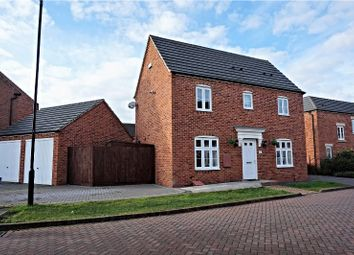 Thumbnail 3 bedroom detached house for sale in Niagara Close, Coventry