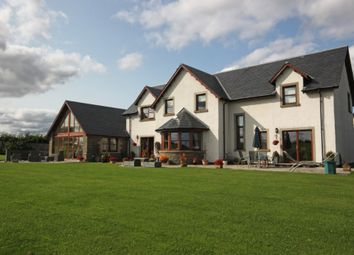 Thumbnail 5 bed detached house for sale in East Nether Blelock, Bankfoot, Perthshire