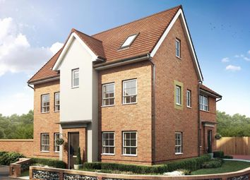 """Thumbnail 4 bedroom semi-detached house for sale in """"Windsor"""" at Southern Cross, Wixams, Bedford"""