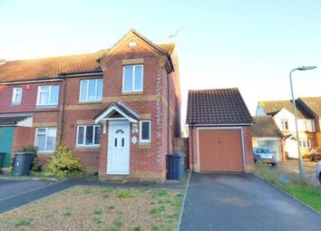 Thumbnail 3 bed end terrace house for sale in Helm Close, Gosport
