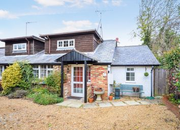 Thumbnail 2 bed end terrace house for sale in Kings Lane, Wrecclesham, Farnham, Surrey
