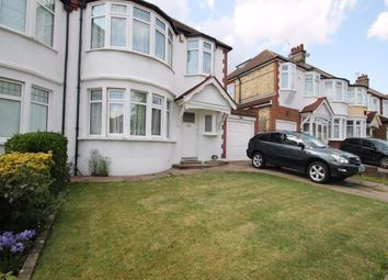 Thumbnail 3 bed semi-detached house to rent in Hillfield Park, London