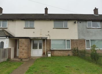 Thumbnail 3 bed terraced house to rent in Hudson Drive, Coningsby, Lincoln