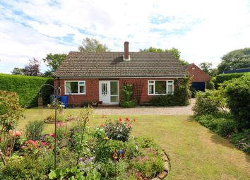 Thumbnail 5 bed detached bungalow for sale in Wendling Road, Longham