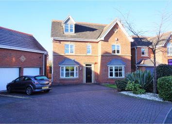 Thumbnail 5 bed detached house for sale in Lambeth Drive, Priorslee Telford