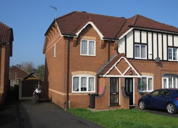 Thumbnail 2 bedroom town house for sale in Riversleigh Drive, Wordsley, Stourbridge