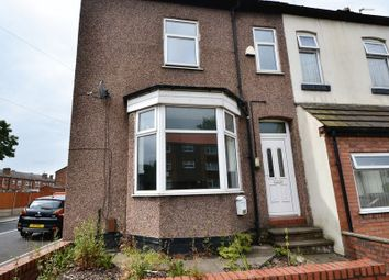 Thumbnail 3 bedroom terraced house to rent in Peel Green Road, Eccles, Manchester