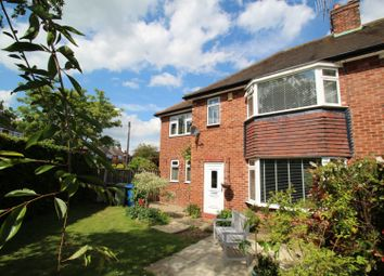 Thumbnail 3 bedroom semi-detached house for sale in Hucknall Avenue, Ashgate, Chesterfield