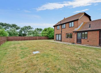 Thumbnail 4 bed detached house to rent in Charles Cobb Close, Dymchurch, Romney Marsh