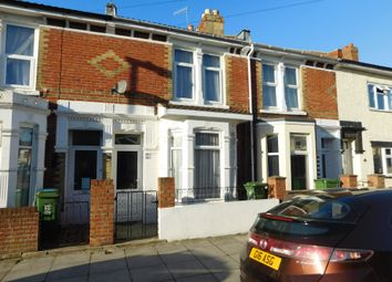 Thumbnail 3 bed terraced house to rent in Wallace Road, Portsmouth