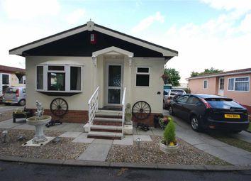 Thumbnail 2 bed mobile/park home for sale in Oakland Glen, Carrwood Park, Preston, Lancashire