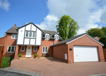 Thumbnail 5 bed detached house for sale in The Coach House, Brunsborough Close, Bromborough, Wirral