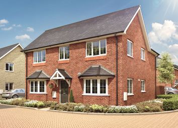 Thumbnail 4 bed detached house for sale in Botley Road, West End, Southampton