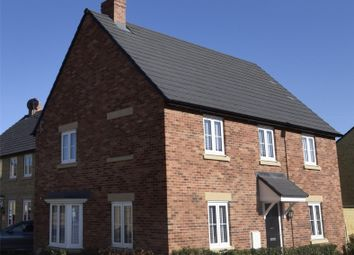Thumbnail 4 bedroom detached house to rent in Elmhurst Way, Carterton, Oxfordshire